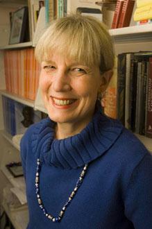 Psychology professor  Nancy McWilliams